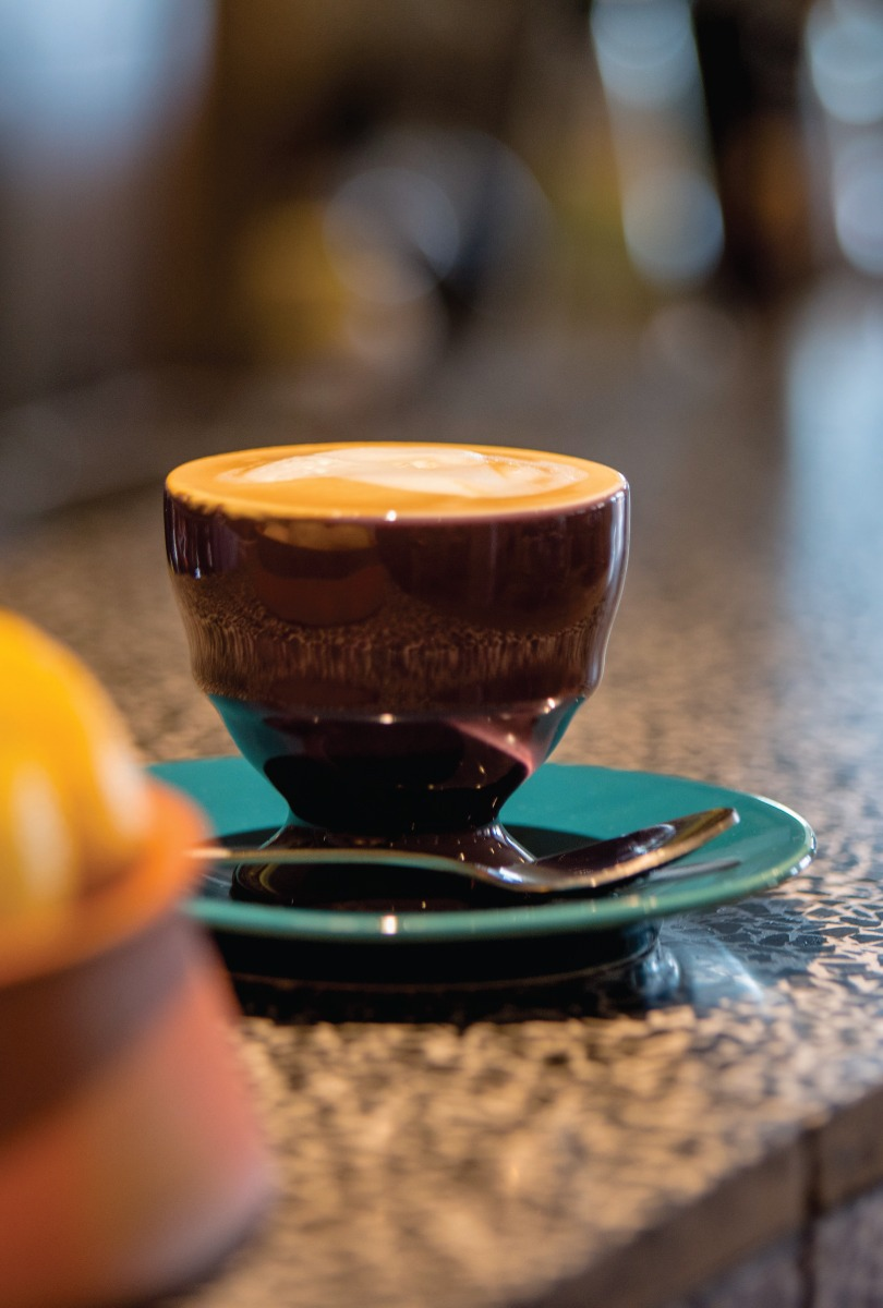 The best place to get coffee in south brisbane and west end