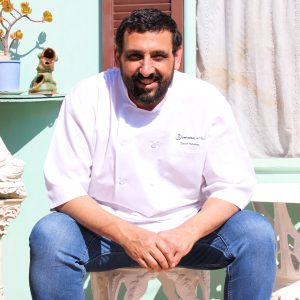 Meet Our Chef In Residence