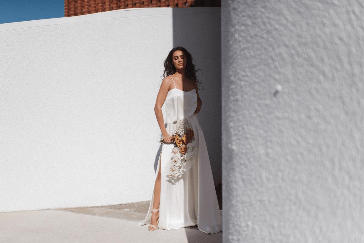 mediterranean wedding style brisbane