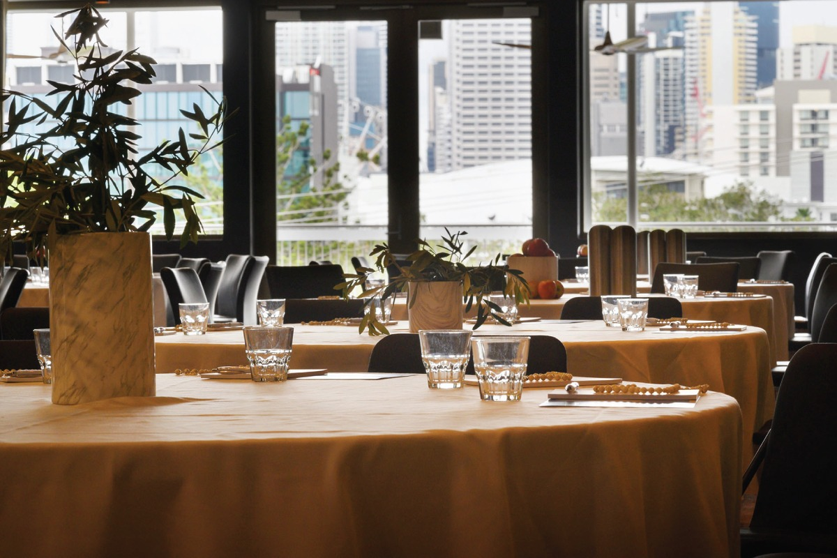 business conference venue at the greek club in west end brisbane